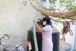 30 viajes de pipas con agua potable se distribuyen diariamente a la ciudadanía de Cabo San Lucas