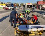 Para contrarrestar la saturación en hospitales de Los Cabos, Protección Civil continúa apoyando con servicios de ambulancia