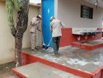Ante un posible regreso a clases, personal de Servicios Públicos se mantiene constante en el retiro de basura de los Planteles Educativos