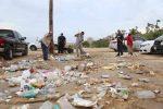 Servicios Públicos continúa trabajando en el retiro de basura en los arroyos de Los Cabos