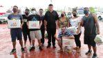 """El XIII Ayuntamiento de Los Cabos continúa entregando apoyos a familias afectadas por el huracán """"Olaf"""""""