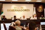 Encabeza Gobernador de BCS primera sesión de mesa de seguridad