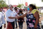 Gobernador electo realizó gira de agradecimiento por Los Cabos