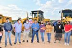 Seguimos apoyando en la rehabilitación de caminos en nuestra zona rural: Oscar Leggs