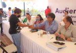 Cumple alcalde Oscar Leggs Castro; establece línea directa entre la ciudadanía y su Gobierno con Audiencias Públicas