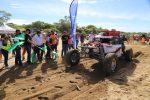 """Impulsando las actividades representativas de Los Cabos; Oscar Leggs Castro dio el banderazo de salida a la carrera de Off Road """"Pacífico 300"""""""