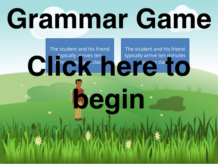 click here to begin