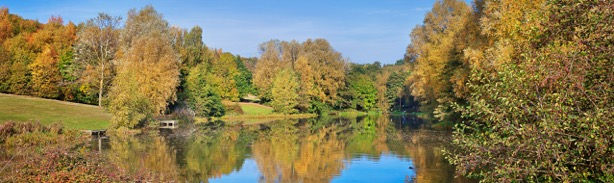 The Country Park at Highwoods is a great open space where there are property opportunities for first time buyers