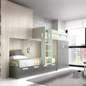 Beliche H 316 cama QB 1