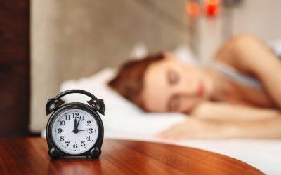 Cómo recuperar el sueño