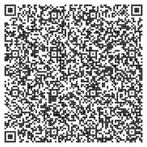 Dane kontaktowe w formie wizytówki jako kod QR