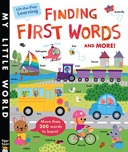Book Review: Finding First Words