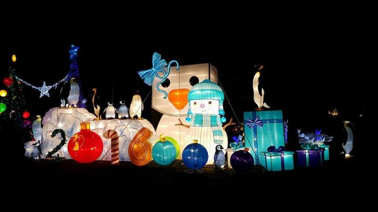 Birmingham Magical Lantern Festival