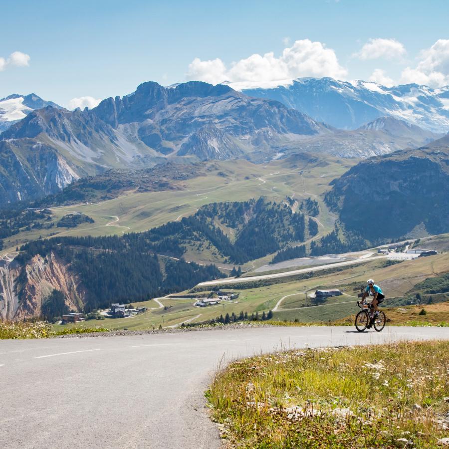Col de la loze 30km cyclo