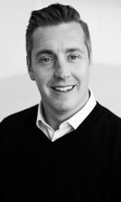 Coldene Castors Managing Director Colin Barton