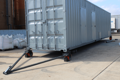 shipping container castors heavy duty wheel casters