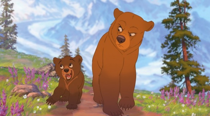 Brother Bear 1 2 2 Movie Collection Blu Ray Review At Why So Blu