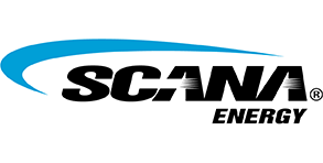 SCANA Energy blue black - SCANA-Energy-blue-black