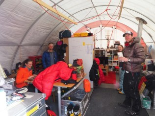 Tangent Expeditions Operations Base