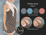 Neve Dress - Infinite - Daisy