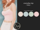 Neve Top - Everyday - Baby