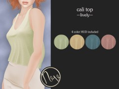 Neve Top - Cali - Lively