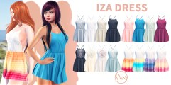 Neve - Iza Dress - All Colours