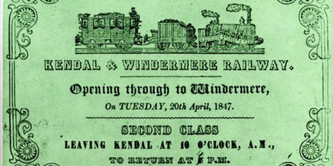 Kendal and Windermere Railway_William Wordsworth