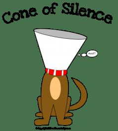 AKA Cone of Shame