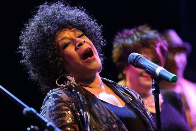 Merry Clayton (Imeh Akpanudosen, Getty Images)