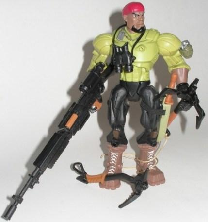 Sgt Boulder (GI Joe Sigma 6, 2007)