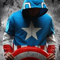 """The Hoodie Avengers"" (or ""Justice League of Hoodies"") - slideshow/gallery"