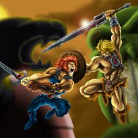 "Episode 31: Masters of Thundera. ""He-Man & the Masters of the Universe"" vs. ""ThunderCats"""