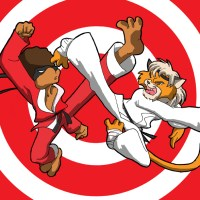 Top Ten Cartoon Martial Artists (now with poll added!)
