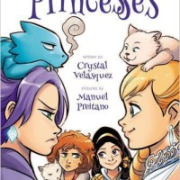 Comic Book Chronicles Ep. 180 - Just Princesses, featuring Crystal Velasquez