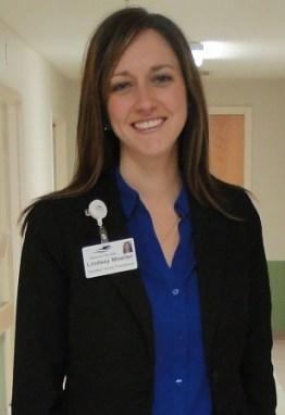 Lindsey Moeller, Certified Nurse Practitioner, joins Mercer Health Weight Management Center Team