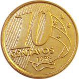 10 centavos (1998-até o momento)