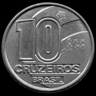 10 cruzeiros (1990-1992)