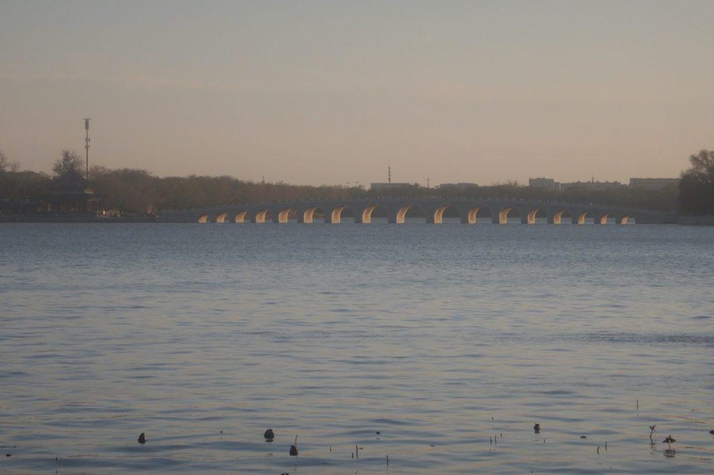 Puente de los Diecisiete Ojos