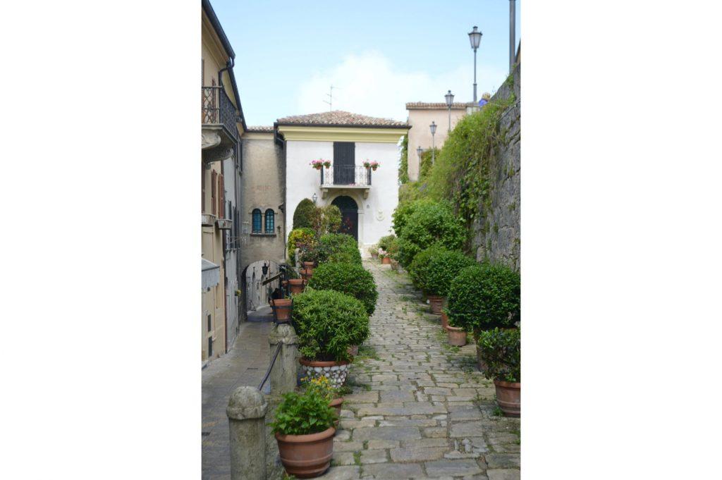 Calle Omagnano