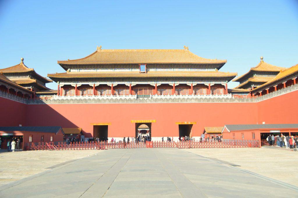 Puerta del Mediodía (Wu Men)