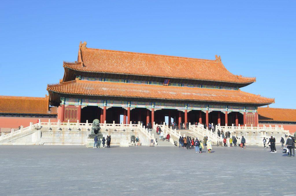 Puerta de la Suprema Armonía
