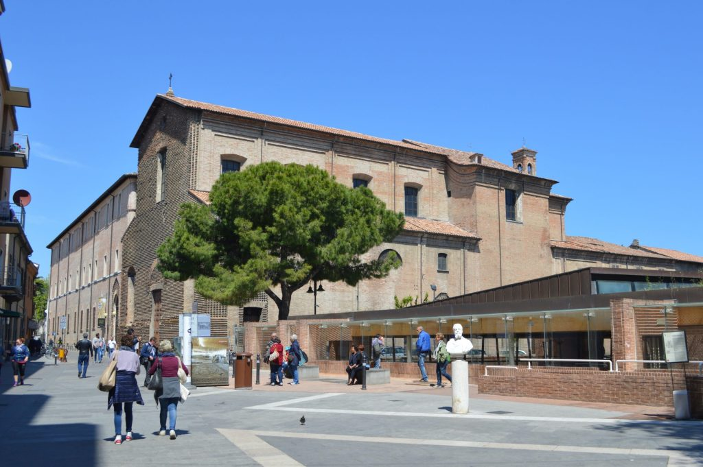 Plaza Luigi Ferrari