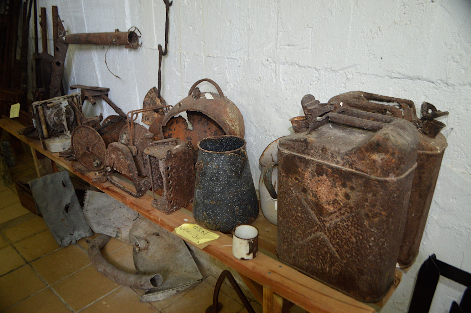 Museo de la Segunda Guerra Mundial de Peleliu