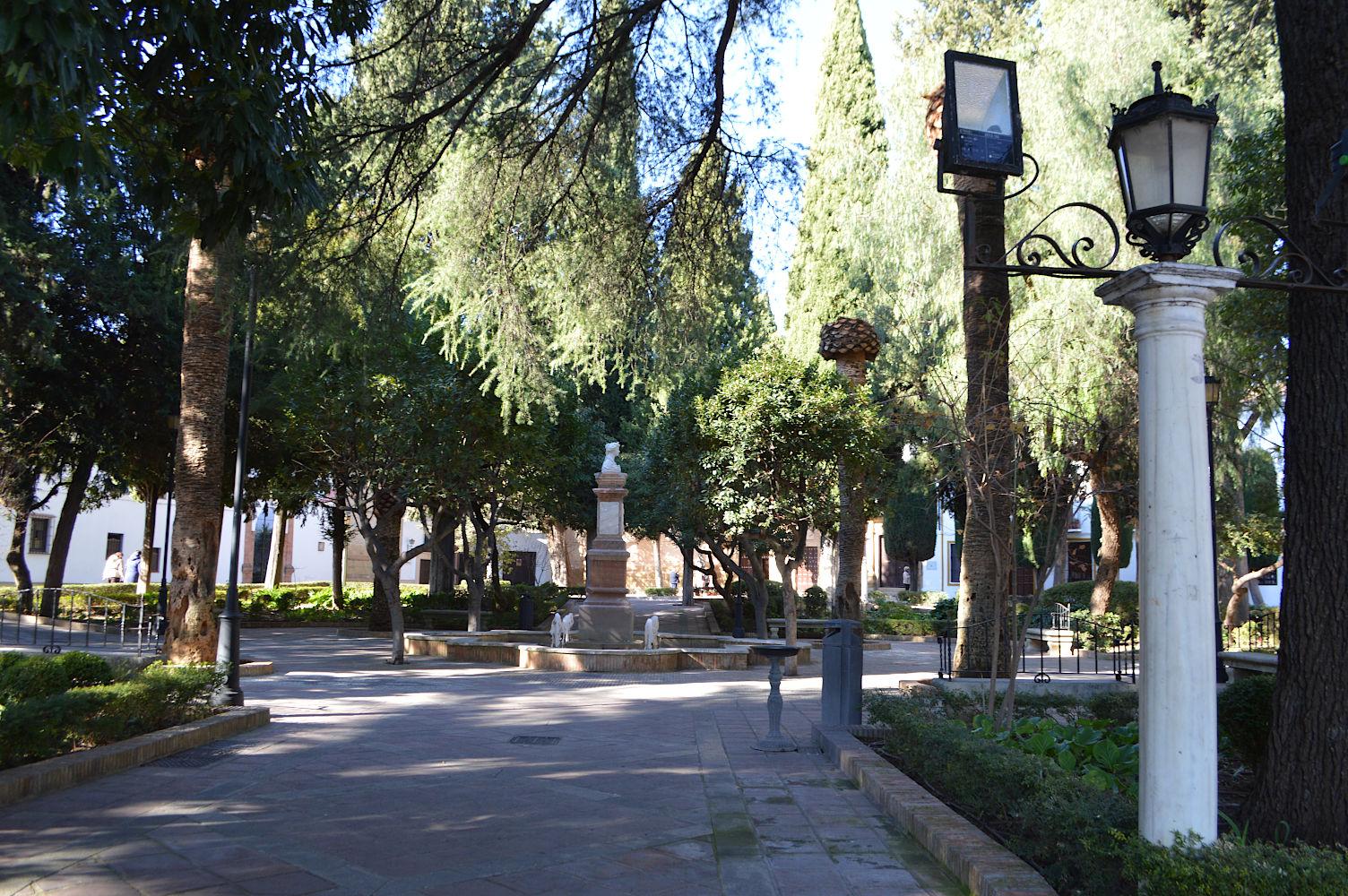 Plaza Duquesa de Parcent
