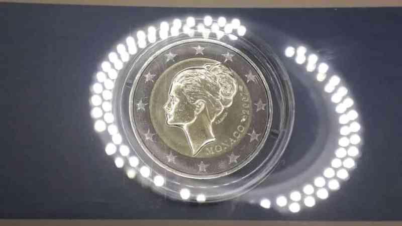 Grace Kelly en el Banco de Estonia