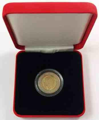 Estuche 2 Euros Conmemorativos Mónaco 2007 - Grace Kelly