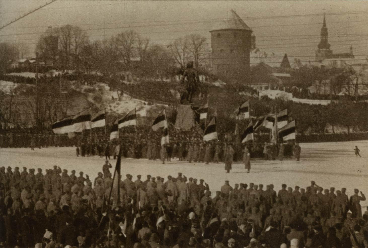El Tratado de Paz de Tartu, o de cuando Estonia invadió Rusia