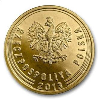 Polonia, 2 Grosze Serie 2014, Anverso