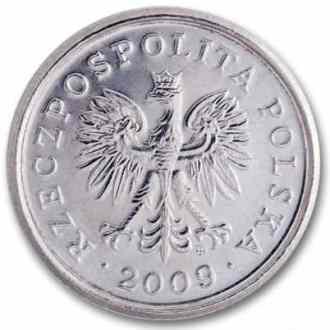 Polonia, 50 Groszy Serie 1995, Anverso